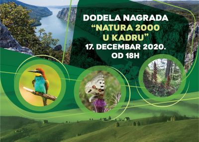 "The final Award ceremony of the photo-contest ""Natura 2000 in the frame"""
