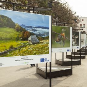 "Photo exhibition ""Natura 2000 in the frame"""